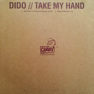 "Dido - Take My Hand (Mixes) (12"") (Promo) (VG+/EX)"